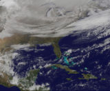 Storm System Strengthens and Heads for New England