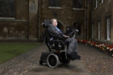 76-Year-Old Stephen Hawking Dies on the Annual Celebration of Pi