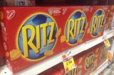 Popular Snack Food Ritz Cracker Sandwiches and Bits Recalled