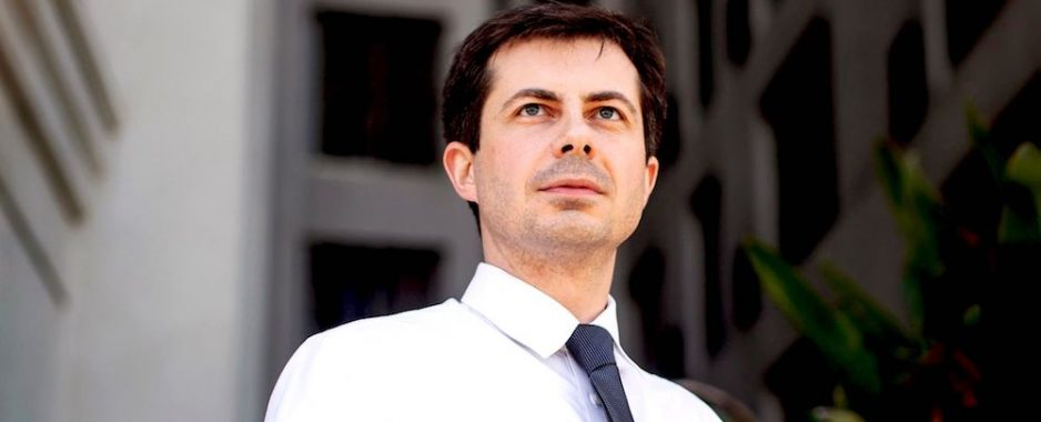 Pete Buttigieg Voted Most Likely to Be President in High School