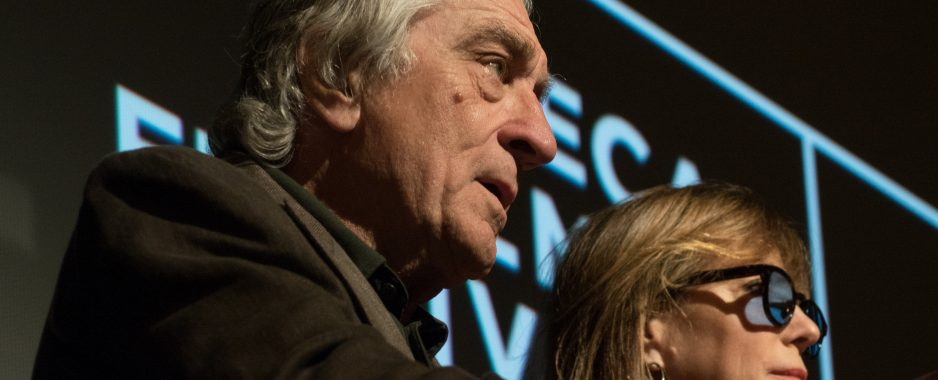 Robert De Niro Speaks Out About White Privledge[Video]