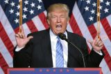 Donald Trump Downplays Institutional Racism