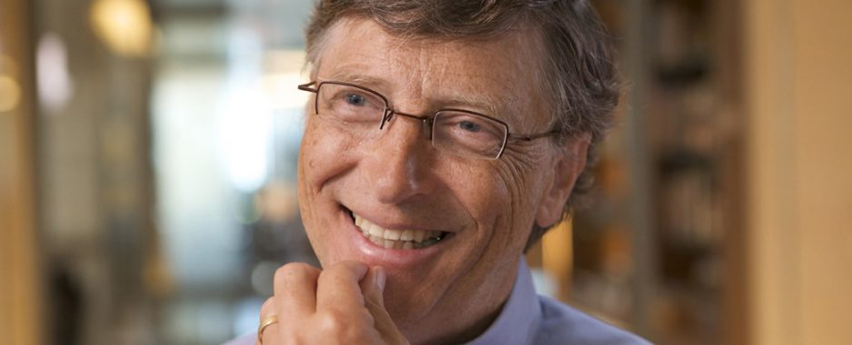 Bill Gates' Point of View Is Masks Are Important