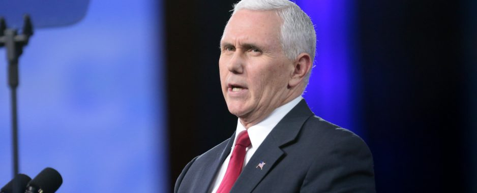 Mike Pence's Inner Circle Tests Positive for COVID-19
