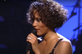 Whitney Houston Inducted Into Hall of Fame