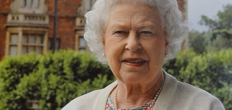The Queen of England and Duke of Edinburgh Receive COVID-19 Vaccine