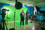 Green Screen Technology Taught at the News School [Video]