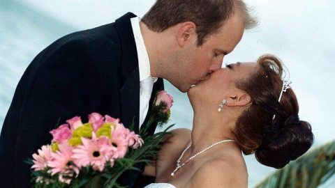 Kissing Is Part of Human Heritage