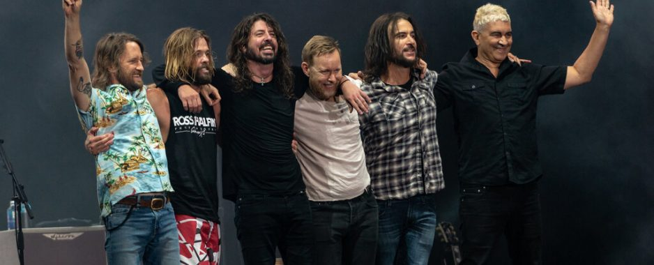 R&R Hall of Fame Inductees Include Foo Fighters, Tina Turner, Jay-Z [Video]