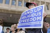 Religious Freedom and Unalienable Rights for Everyone Is Upheld by the US