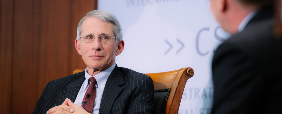 Dr. Fauci Endorses the FDA Booster Recommendation