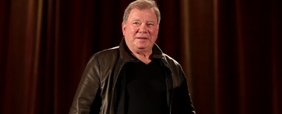 William Shatner Heads to Space Aboard New Shepard [Update]
